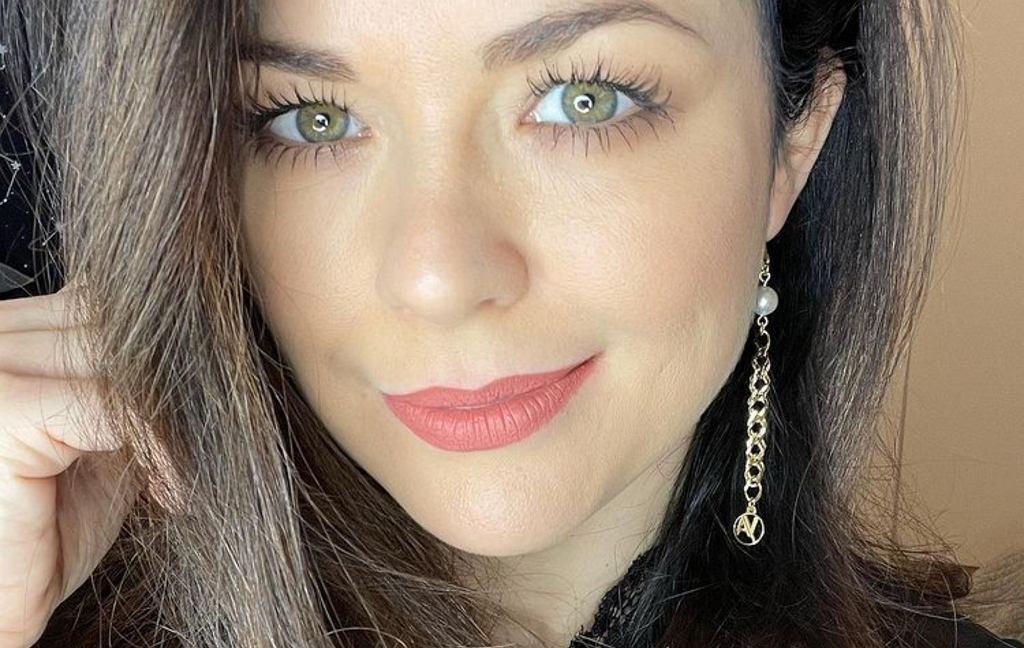 Katarzyna Cichopek ma modny garnitur na lato