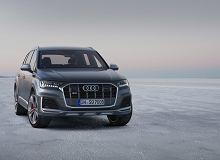 Nowe Audi SQ7 TDI - lifting usportowionej wersji. Pod maską potężny diesel V8