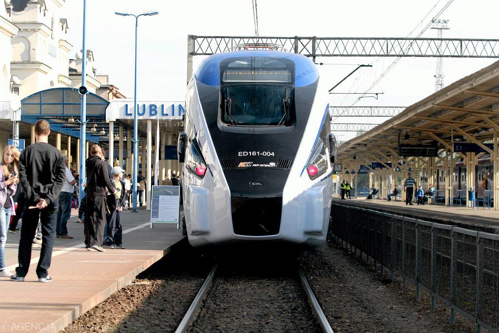 Pociąg Dart PKP Intercity