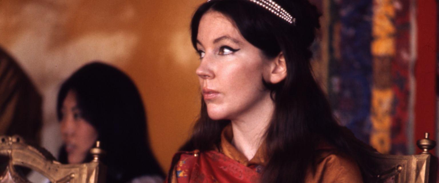 Hope Cooke, królowa Sikkim (fot. Library of Congress)