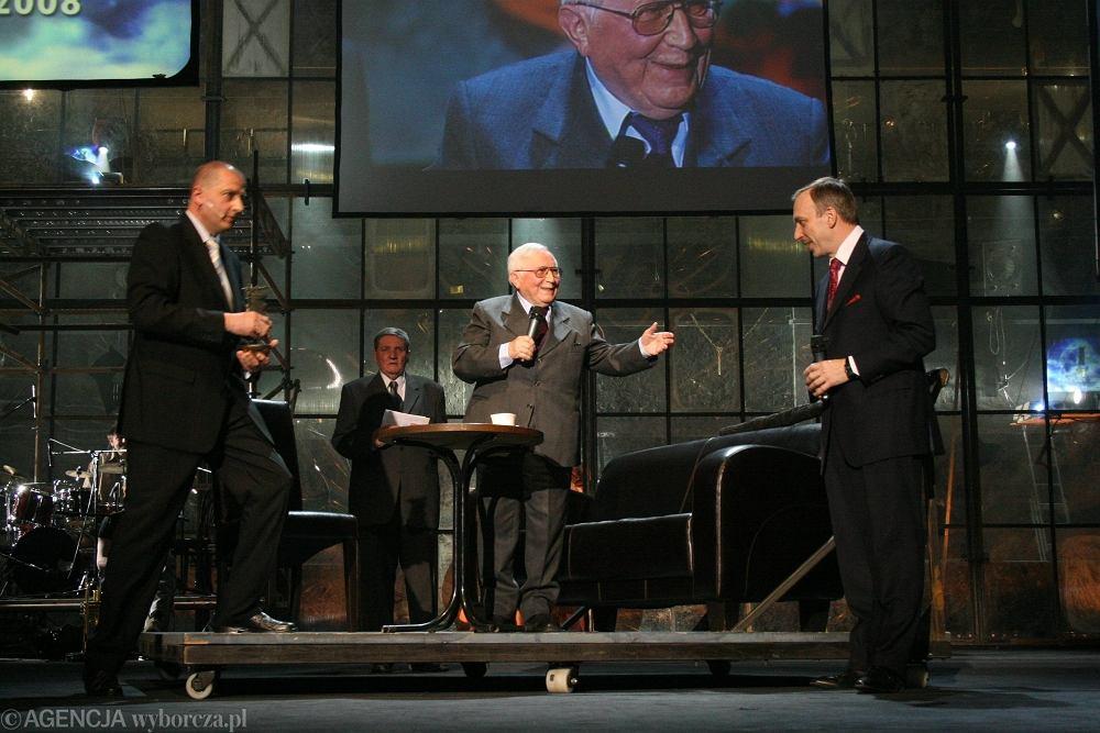 W 2008 roku Tadeusz Różewicz dostał nagrodę Silesius za całokształt twórczości