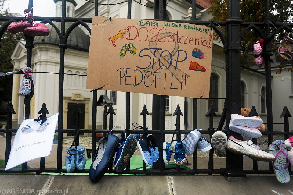 Akcja 'Stop pedofilii w Kościele'