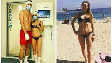 Tylko nam żona Kamila Glika zdradza jak dba o sylwetkę