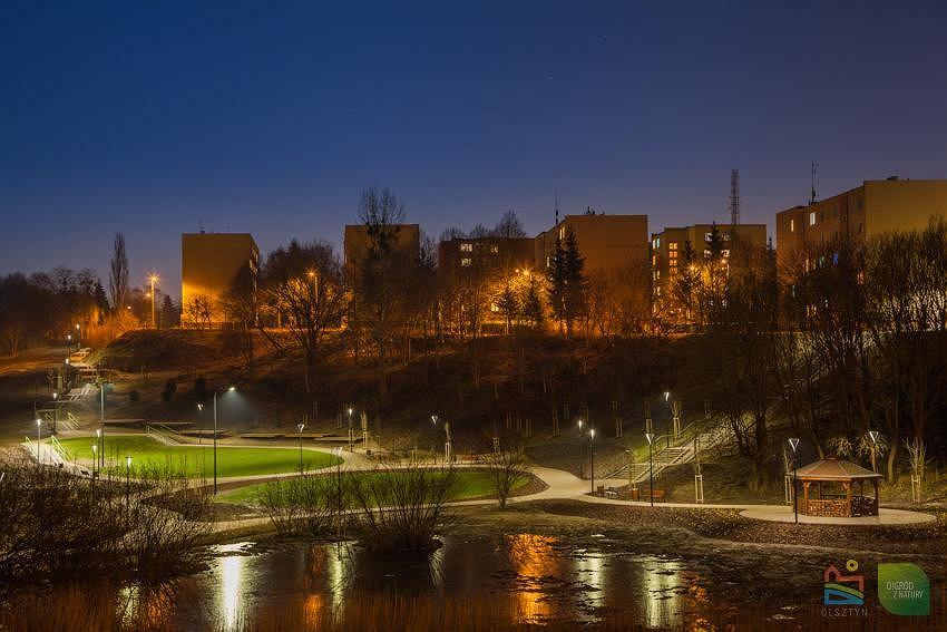 Nowy Pumptrack Na Górce Jasia W Olsztynie