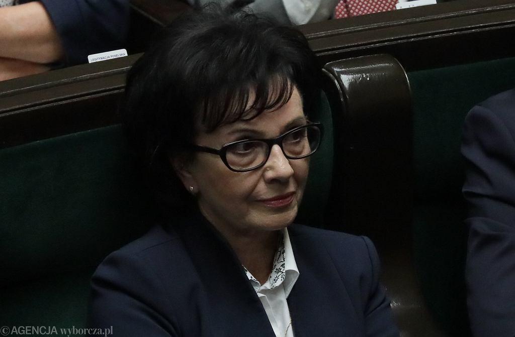 Elżbieta Witek jest nowym Marszałkiem Sejmu