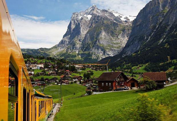 10 najpiękniejszych tras kolejowych w Europie