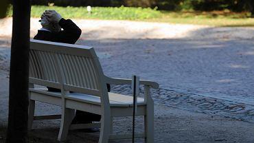 Waloryzacja procentowo-kwotowa ma na celu wsparcie najbiedniejszych emerytów