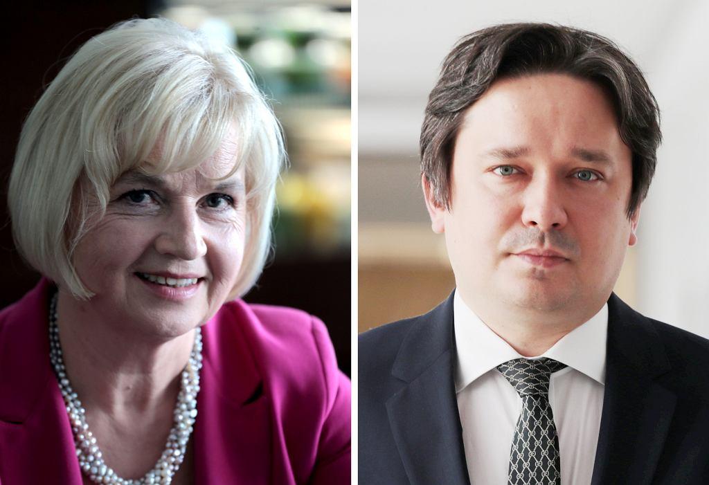 """Lidia Staroń o włos od wygranej w Sejmie. """"To jest głosowanie, czy jesteś za Kaczyńskim"""""""