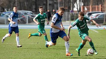 II liga. Mecz Radomiak vs Kotwica 0:1