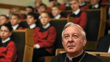 Juliusz Paetz w 2009 roku (fot. Rafał Michałowski / AG)