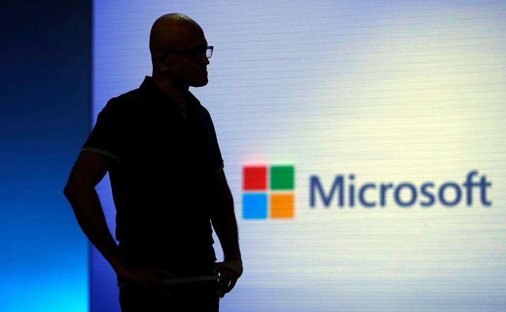 CEO Microsoftu Satya Nadella
