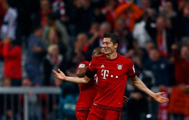 Bundesliga. Robert Lewandowski przejdzie do historii! Pięć goli w dziewięć minut!