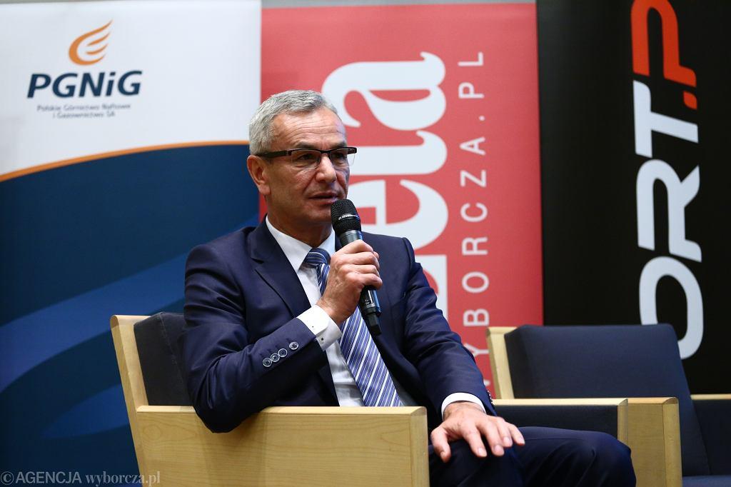 Konferencja dotycząca akcji WF z Klasą