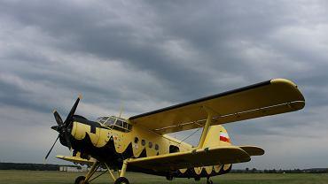 Samolot AN2 SP - ANI Aeroklubu Gdańskiego