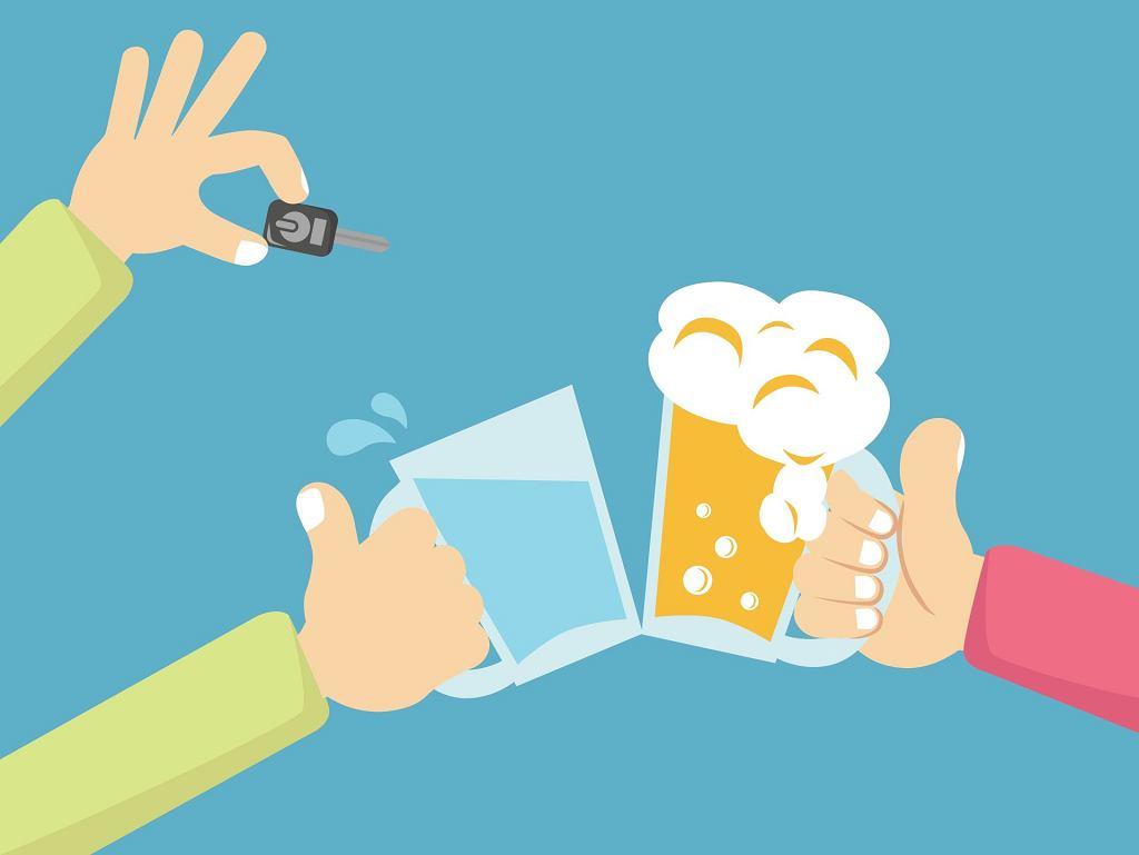 Czym wznosić toast, jeśli nie alkoholem?
