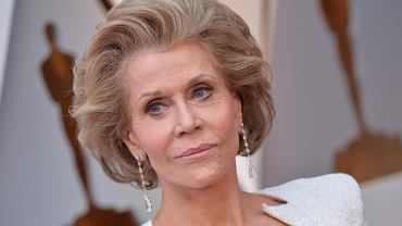 Jane Fonda na gali Oscary 2018