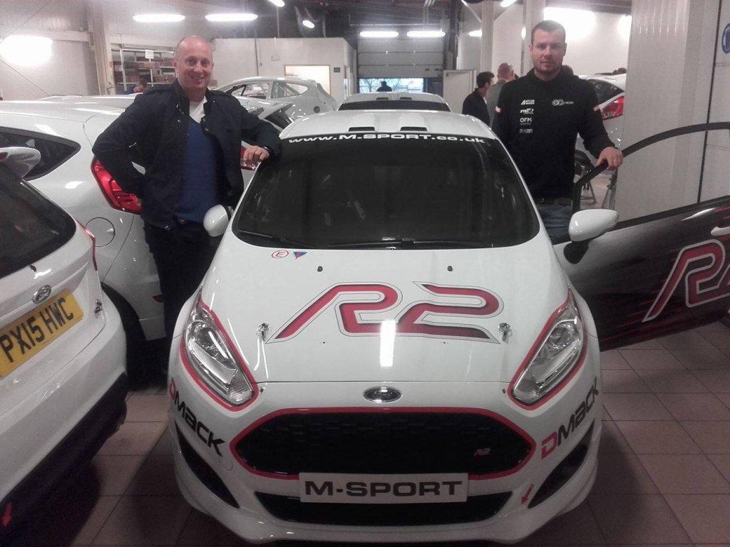 Jakub Brzeziński pojedzie w rajdach WRC