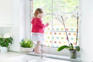 Okna: folia, czyli sposób na wścibskich sąsiadów