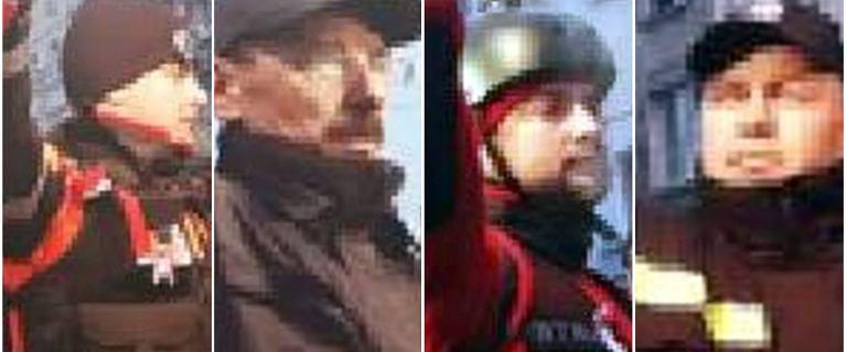 Policja szuka osób, które odpalały race. Wśród nich strażak i ratownik