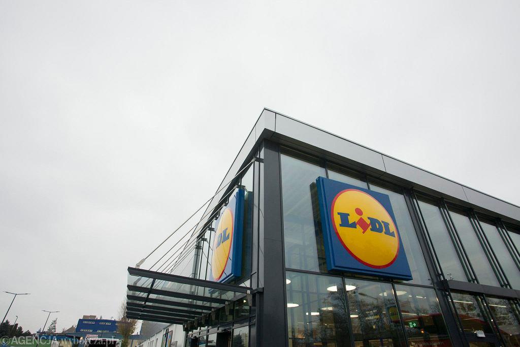 Nowy sklep Lidla w miejscu starego przy ul. Braniborskiej