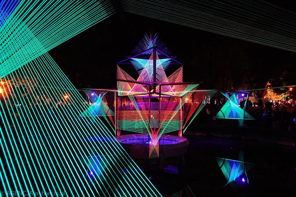 Light.Move.Festival 2018 w Łodzi