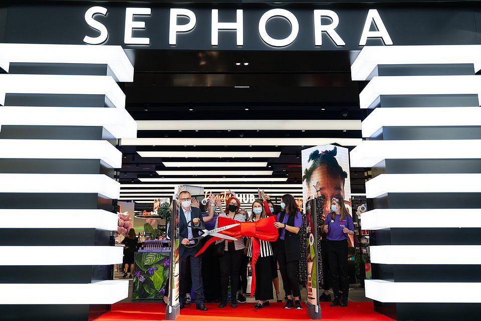 Ruszyła flagowa perfumeria Sephora w nowej odsłonie