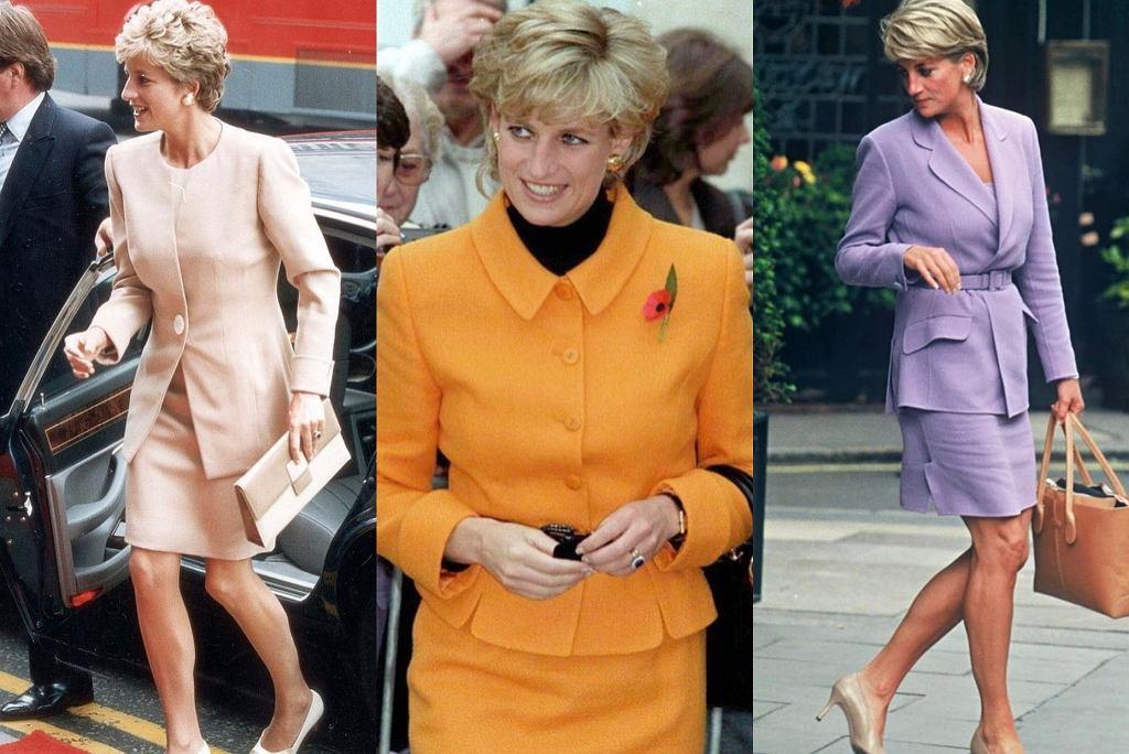 księżna Diana - lata 90
