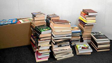 Nie wiesz, co zrobić z przeczytanymi książkami? Możesz je oddać na Wielką Zbiórkę Książek