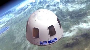 Blue Origin pobije dwa rekordy. Najstarsza i najmłodsza osoba w kosmosie. I to w jednej kapsule