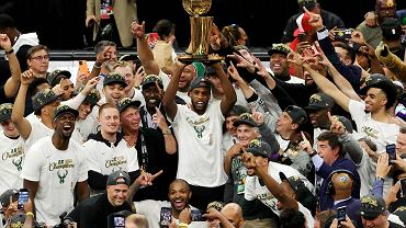 Milwaukee Bucks zdobyło mistrzostwo NBA po 50 latach przerwy