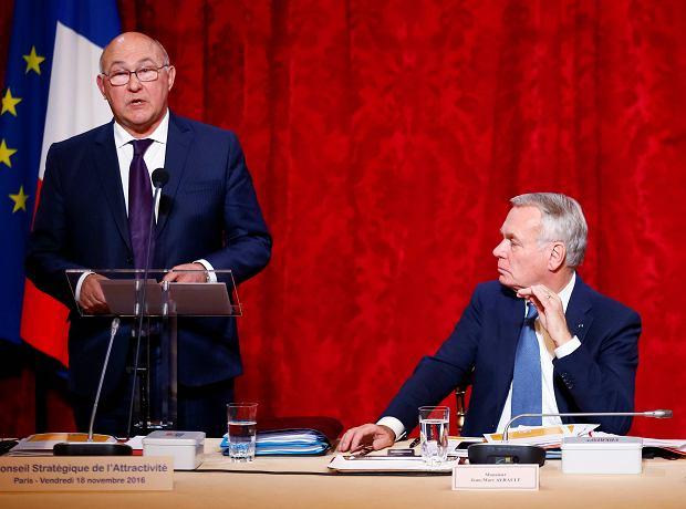 Francuzi dają gwarancje na skroplony gaz z Rosji