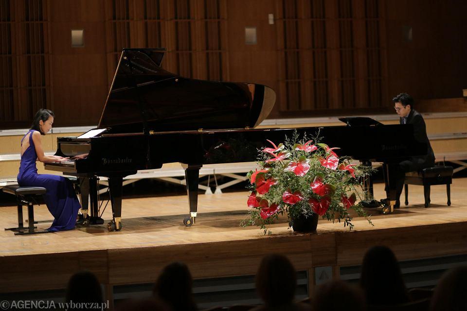 Zdjęcie numer 4 w galerii - Desant pianistów z Azji najlepszy. Finał Konkursu Duetów Fortepianowych