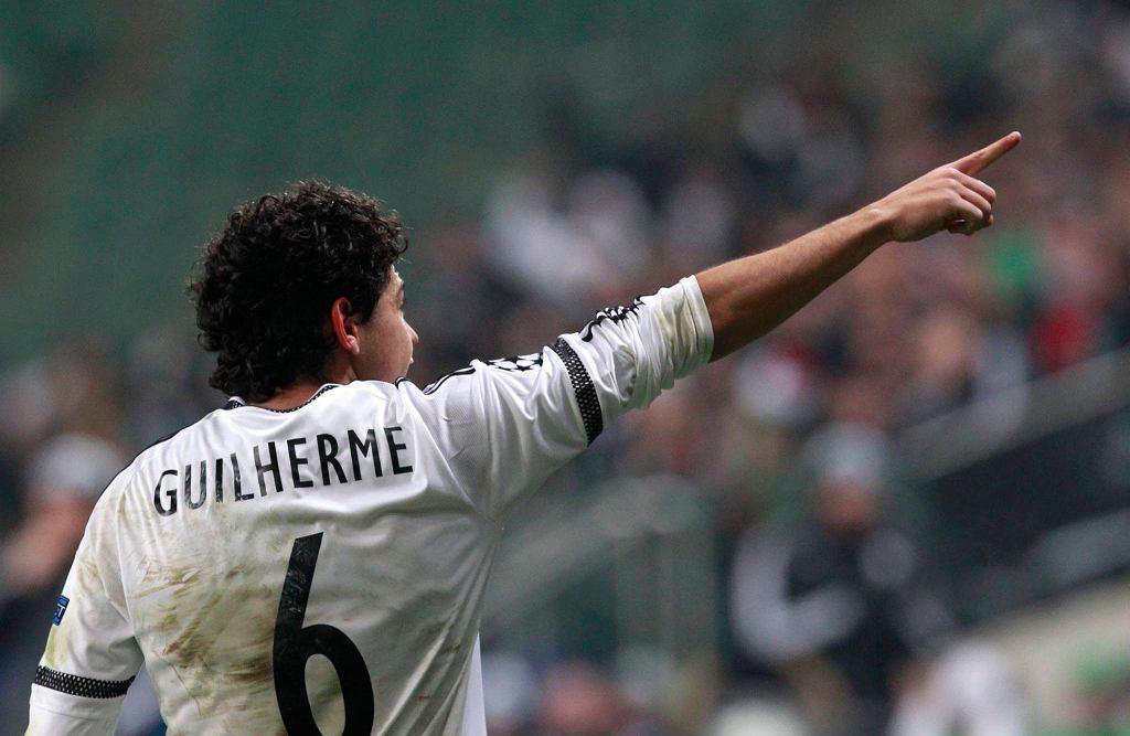 Liga Mistrzów. Legia - Sporting 1:0. Guilherme