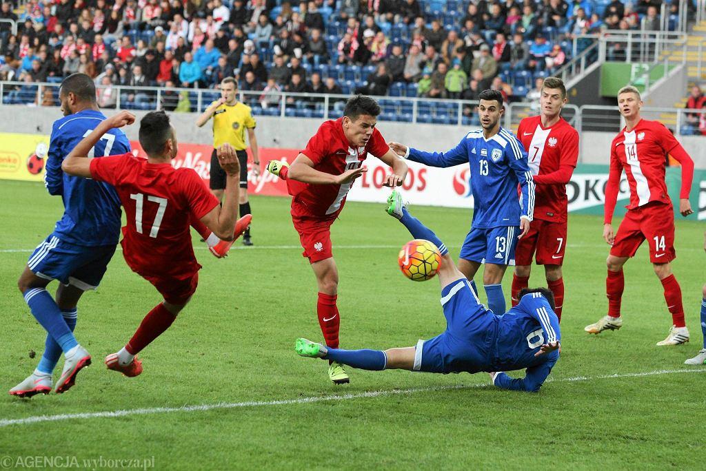 Arena Lublin 2015. Polska - Izrael U 21 3:1
