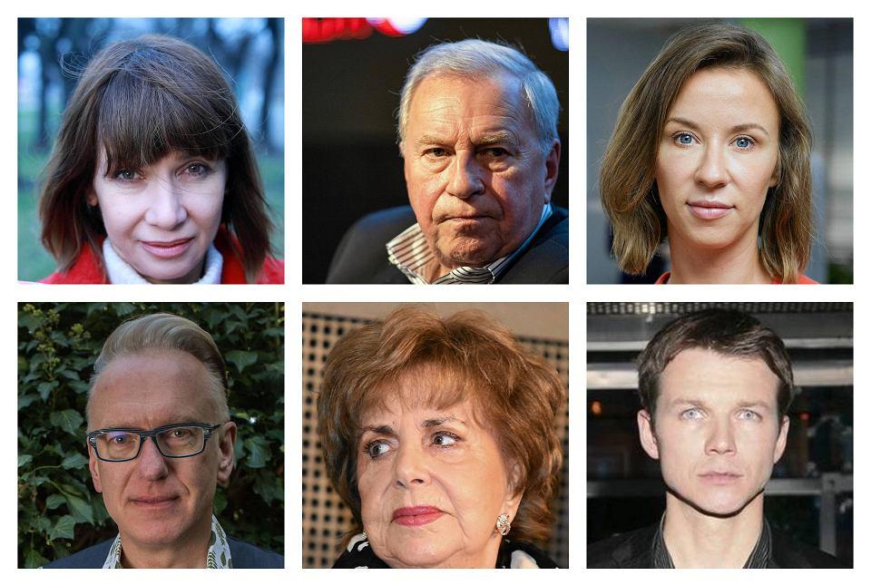 Ze smogiem na drodze prawnej walczą: Grażyna Wolszczak, Jerzy Stuhr, Katarzyna Ankudowicz, Mariusz Szczygieł, Zofia Czerwińska i Lesław Żurek.