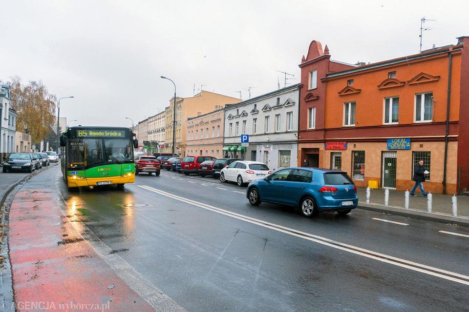 Czy niedługo ul. Główną pojedzie także tramwaj?