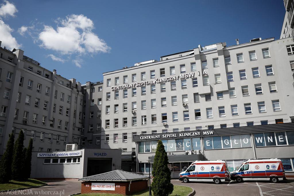 Centralny Szpital Kliniczny Ministerstwa Spraw Wewnetrznych i Administracji w Warszawie