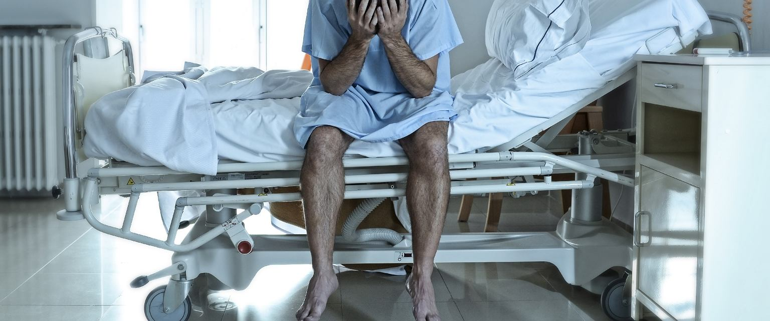 Pod wieloma względami był modelowym pacjentem (fot. Shutterstock)