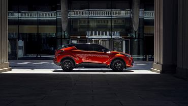 Toyota C-HR Facelifting 2020