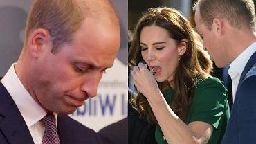 Książę William przyłapany przed KFC. Spełniał ciążowe zachcianki księżnej Kate? Internauci żartują i nie mają litości