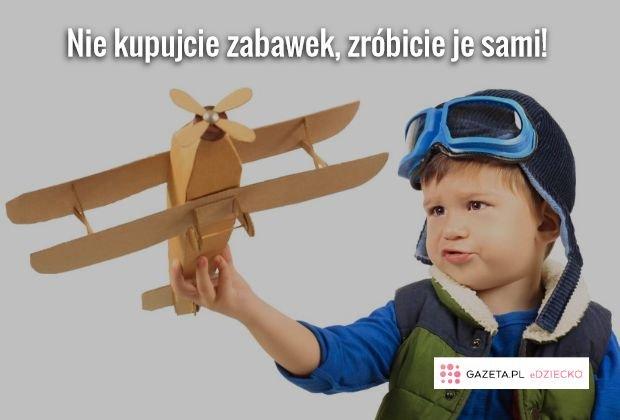 Róbcie z dziećmi zabawki. Naprawdę warto!   [KONKURS]