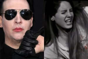 Marilyn Manson i Lana Del Rey