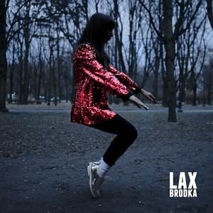 Okładka EP-ki 'LAX'
