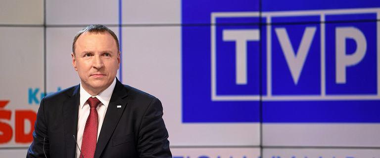 Jest oficjalny wniosek o odwołanie Jacka Kurskiego z TVP