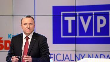 Jacek Kurski prezes TVP
