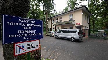 Ośrodek dla cudzoziemców w Podkowie Leśnej-Dębaku