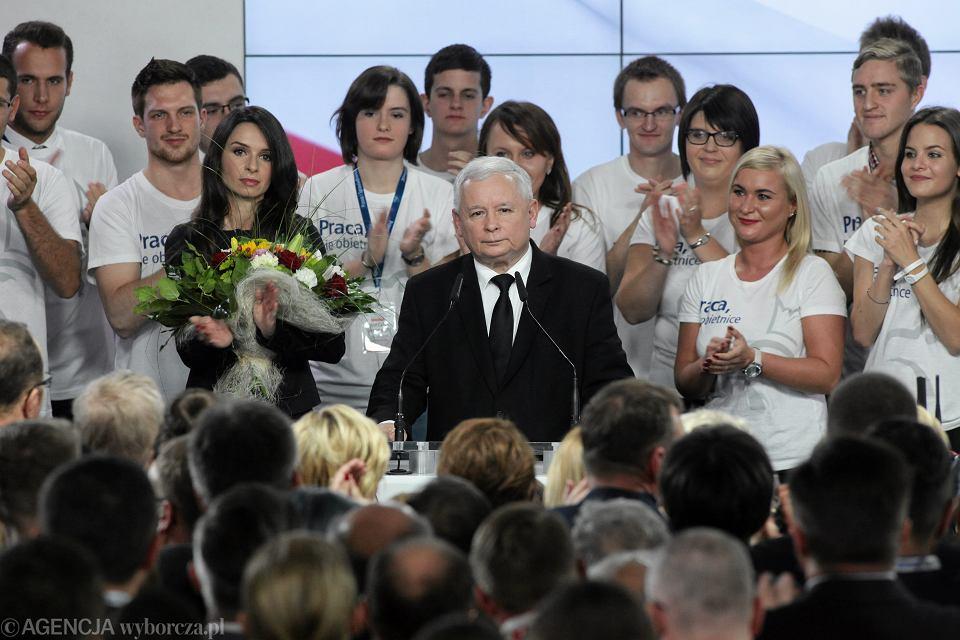 Wieczór Wyborczy w PiS. Nowa partia rządząca niepokoi Niemców.