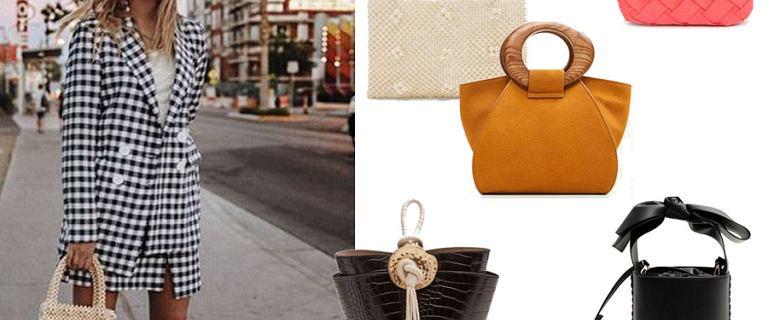Torebki na 2019! Te modele są ze znanych sklepów: Mango, Answear i Monnari!