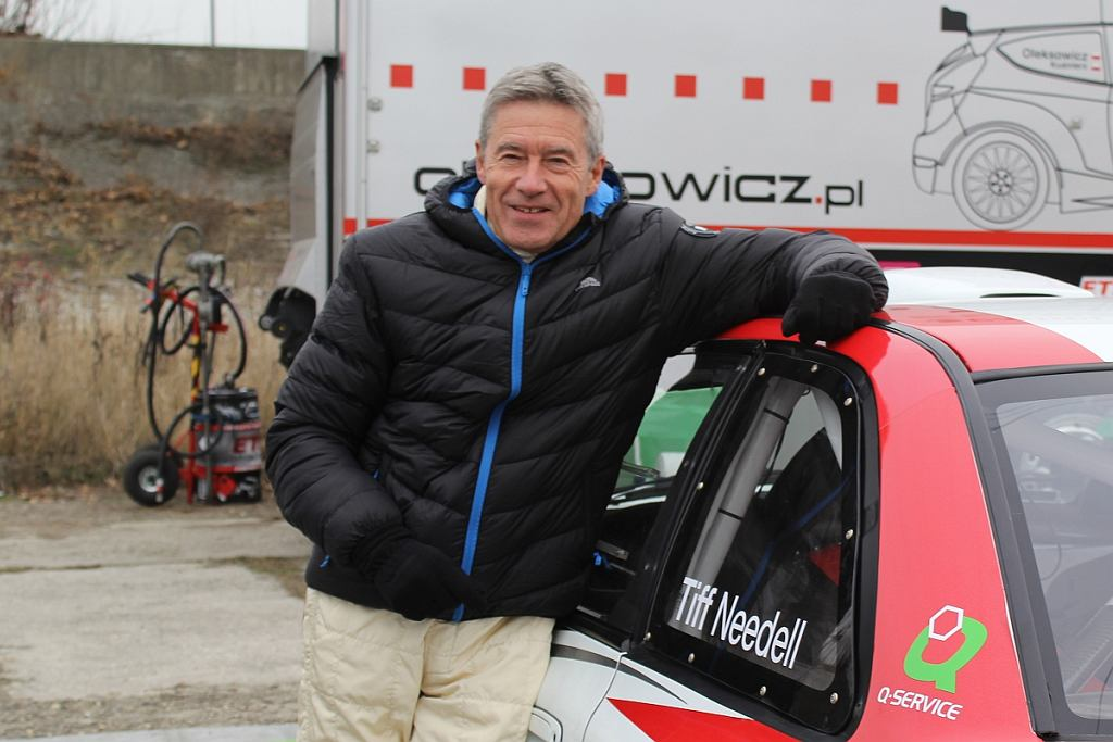 Tiff Needell, prezenter programu Fifth Gear