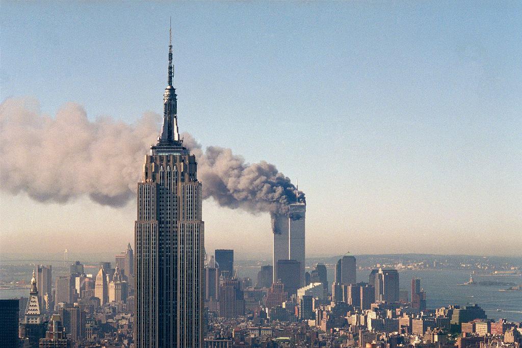 Nowy Jork 11 wrześnie 2001 roku